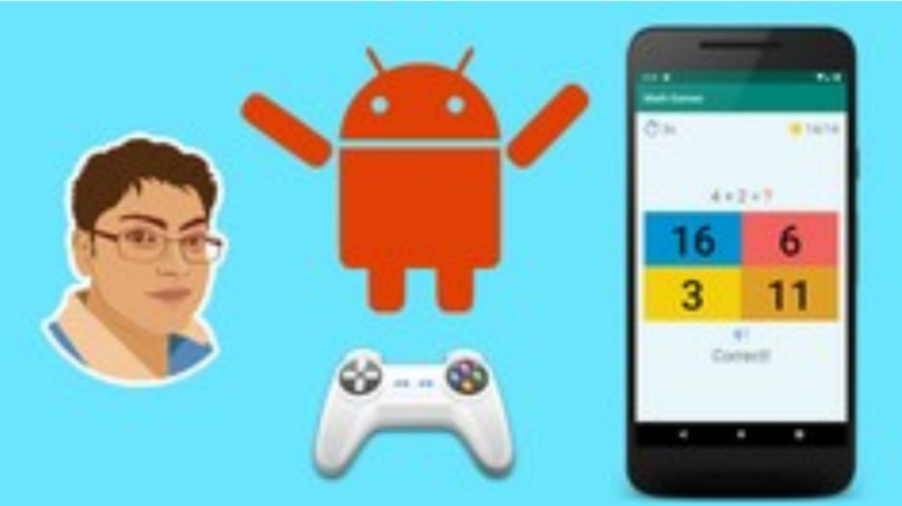 Android Game Development : Build a Math based Game
