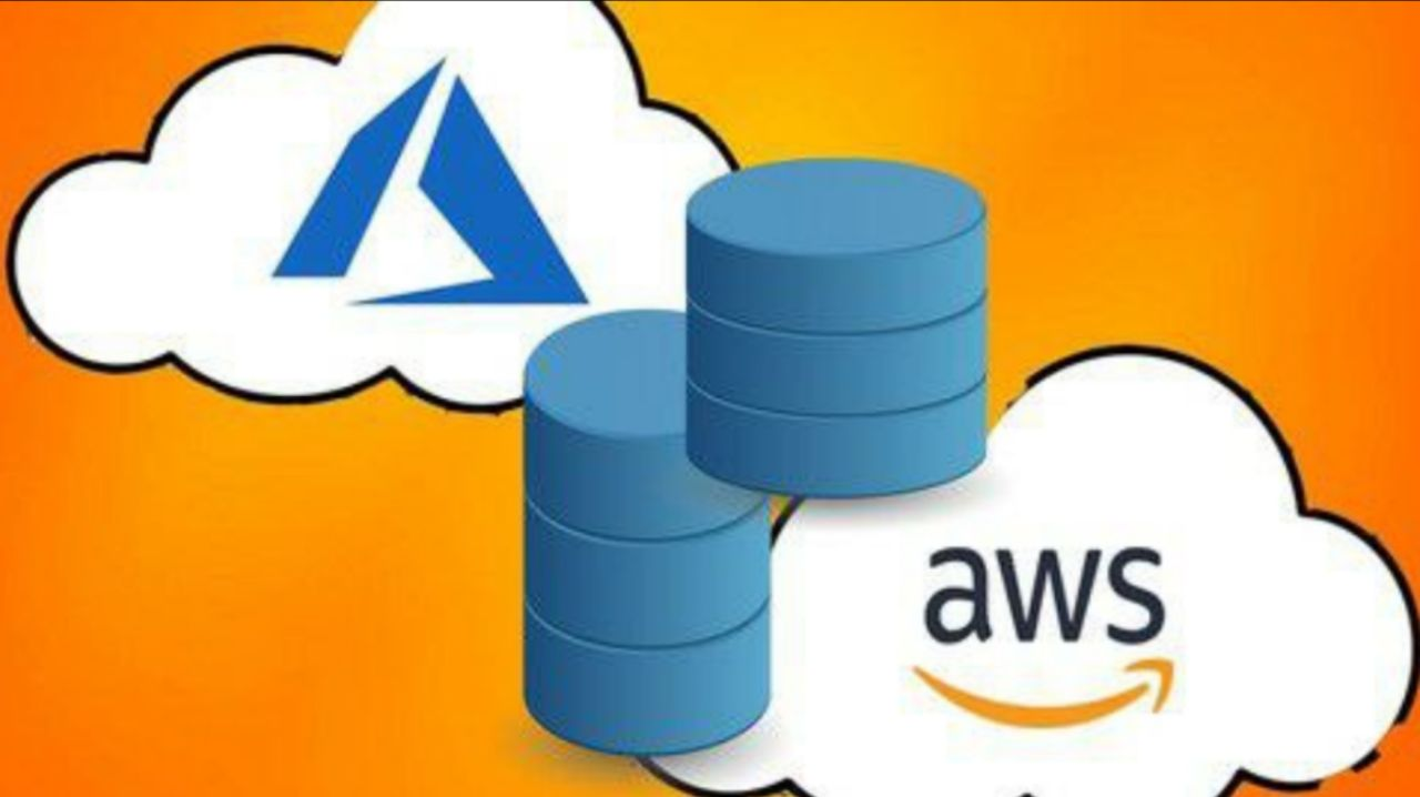Cloud Databases on AWS and AZURE