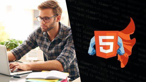 HTML5 and CSS3 for beginners from scratch