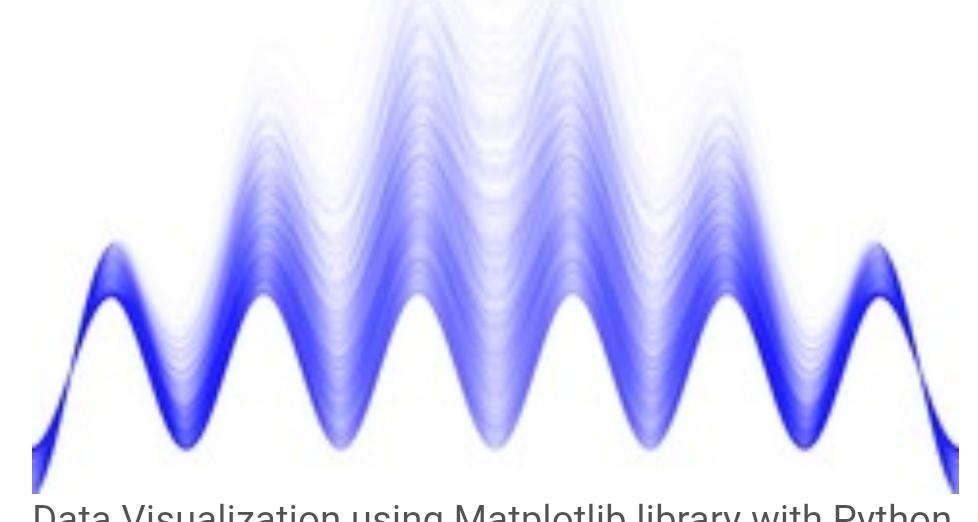 MatPlotLib with Python