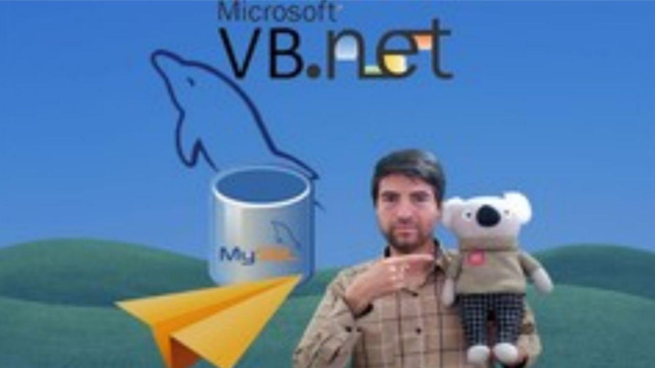 MySQL in VB.Net Series: Search MySQL Server Data in VB Code