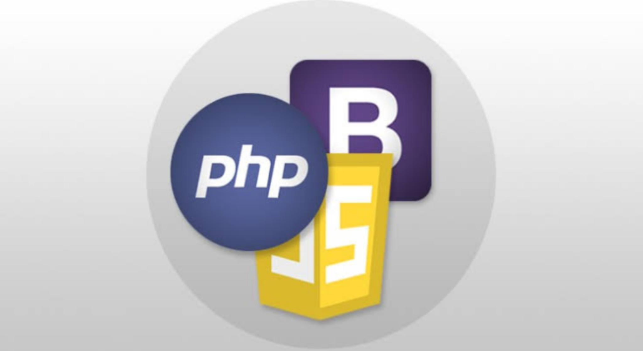 JavaScript Bootstrap PHP Certification for Beginners