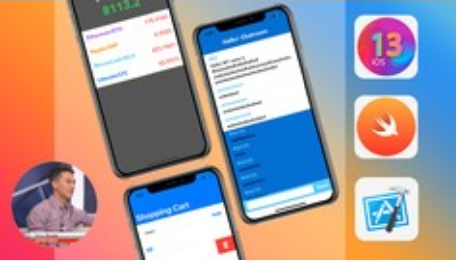 iOS 13 & Swift 5: From a Complete Beginner to Paid Developer
