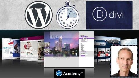 WordPress Essentials Quick-Start - Divi 4 Theme Included
