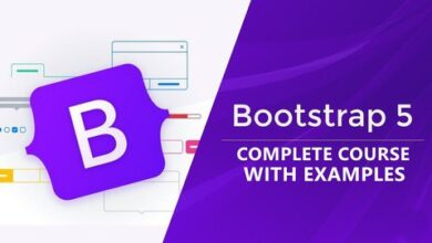 Complete Bootstrap 5 Course From Scratch With 3 Projects