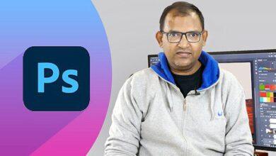 Adobe Photoshop CC 2021 Essentials for beginners