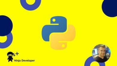 Python Programming Complete Beginner Course Bootcamp