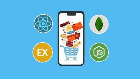 MERN Stack E-Commerce Mobile App with React Native