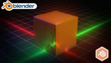 Blender 2.8 Bootcamp - Learn 3D