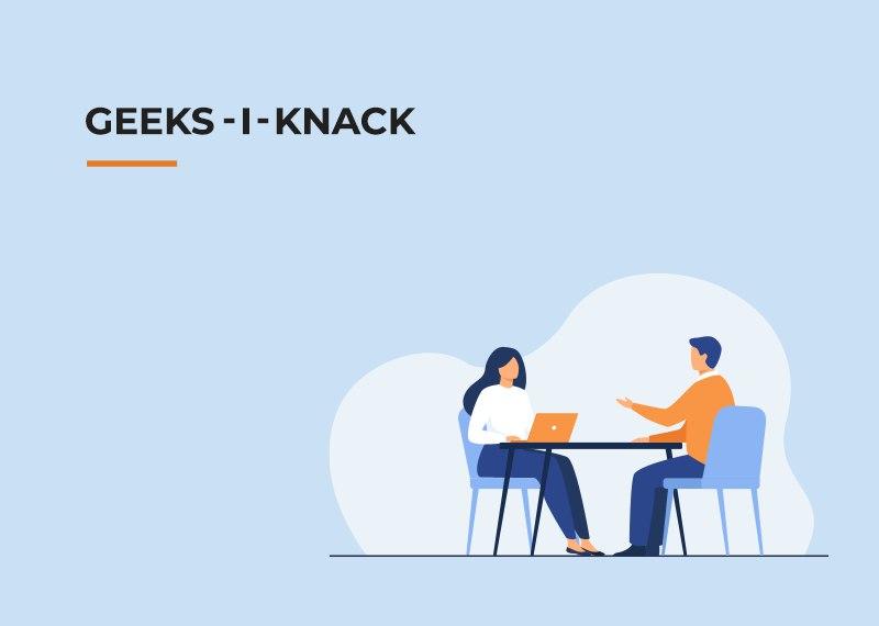 Geek-I-Knack