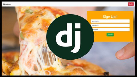 Develop A Pizza Delivery App With Django 3.1(Latest)