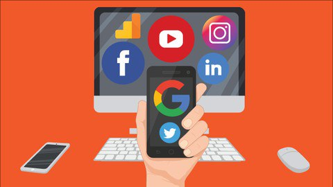 Learn Digital Marketing (12 Courses in 1)