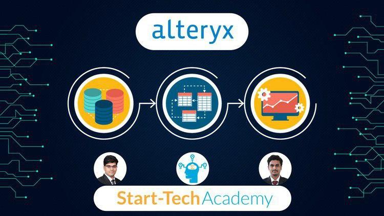 Alteryx Masterclass for Data Analytics