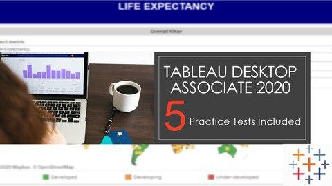 ATAD Tableau Desktop Certified Associate Practice Exams