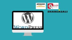 Affiliate websites and Wordpress Guide