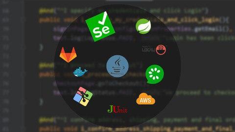 SDET/QA Masterclass - Learn Selenium
