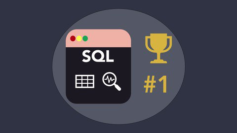 The Comprehensive SQL Course 2021